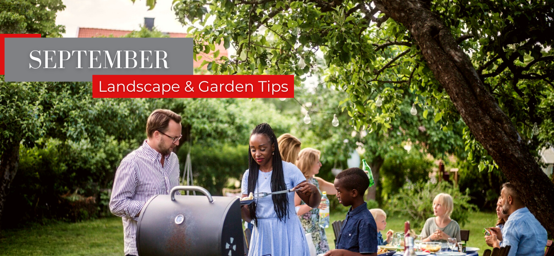 September Landscape & Garden Tips Header