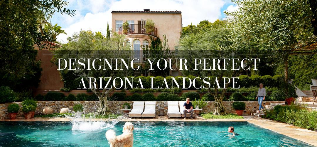 best Arizona landscape design header