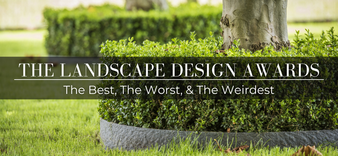 The Landscape Design Awards