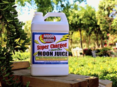 Super Charged Moon Juice™ at Moon Valley Nurseries