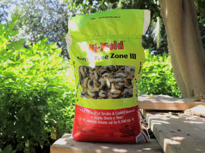 System Insecticide Granules Hi-Yield Grub Free Zone III at Moon Valley Nurseries