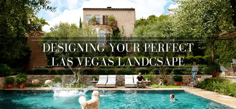 best Las Vegas landscape design header