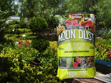 Moon Valley Nurseries' Moon Dust all-purpose Fertilizer