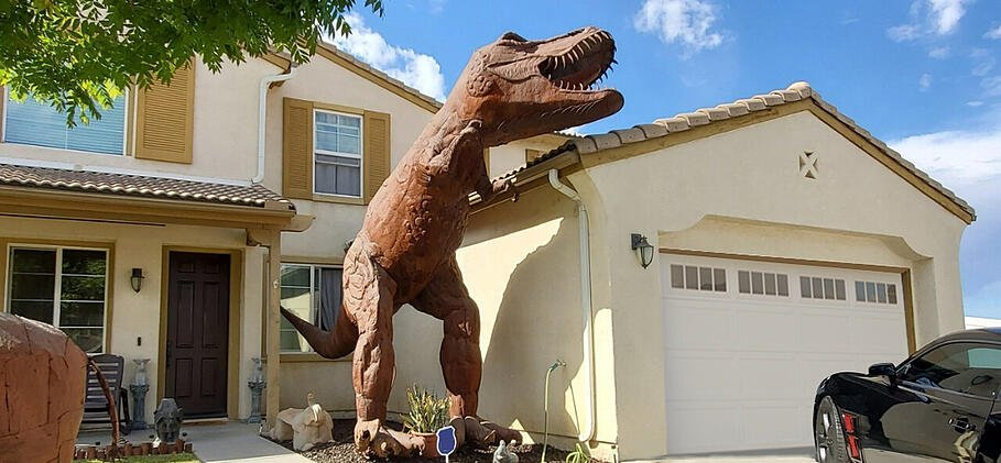 T-Rex-Home