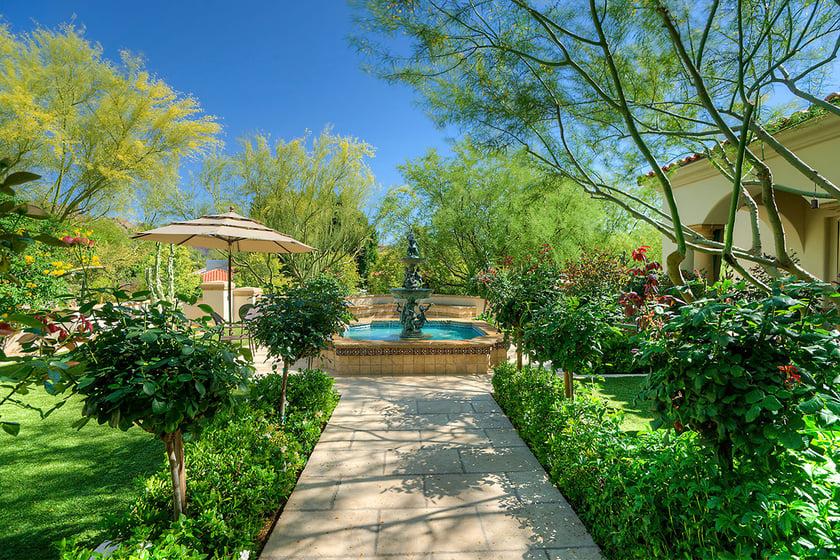 az pro landscape shots zen garden