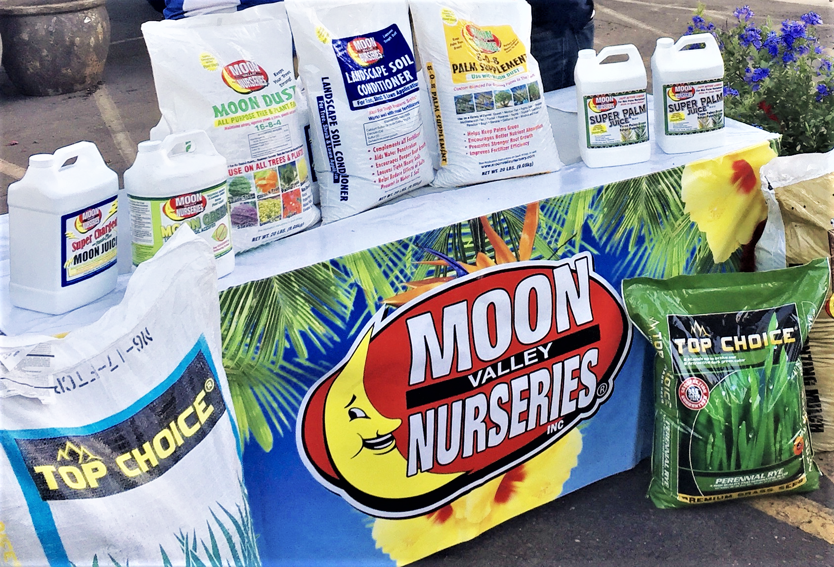 Best fertilizers and nutrients for all trees and plants.